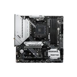 MSI MAG B550M MORTARWIFI desktop alaplap microATX