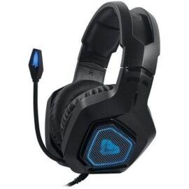 Media-Tech Cobra Pro Yeti gaming fejhallgató headset fekete