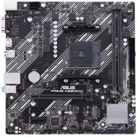 Asus Alaplap - AMD PRIME A520M-K AM4 (A520, 2xDDR4 4600MHz, 1xGBE LAN, 1xM.2, 4xSATA3, 6xUSB2.0, 6xUSB3.2)