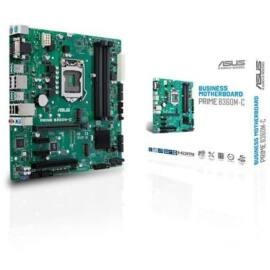 Asus PRIME B360M-C desktop alaplap microATX