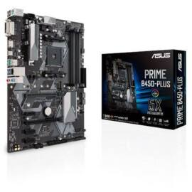 ASUS Alaplap AM4 PRIME B450-PLUS AMD B450, ATX