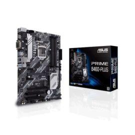 Asus PRIME B460-PLUS desktop alaplap ATX (csak LGA1200-G10 támogatás)