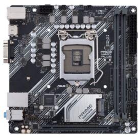 Asus PRIME H410I-PLUS desktop alaplap Mini-ITX