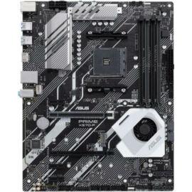 Asus Alaplap - AMD X570-P AM4 (X570, 4xDDR4 4400MHz, LAN, 6xSATA3, 3x M.2, RAID 5xUSB2.0, 10xUSB3.2)