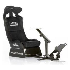 Playseat® WRC (Tartó konzolok: kormány, pedál, összecsukható, fekete) REW.00062 játékülés fekete