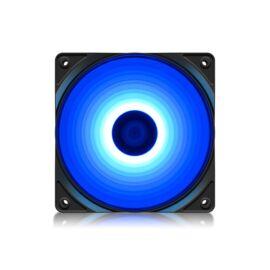 DeepCool Cooler 12cm - RF120B (21,9dB; max. 83,08 m3/h; 3pin csatlakozó; ház hűtésre, kék LED)