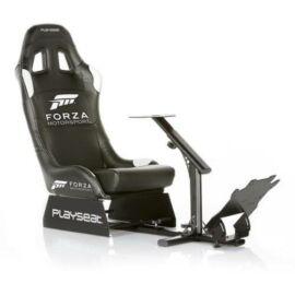 Playseat® Szimulátor cockpit - Forza Motorsport (Tartó konzolok: kormány, pedál, összecsukható, fekete) RFM.00216