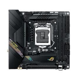 Asus ROG STRIX B460-I GAMING desktop alaplap Mini-ITX (csak LGA1200-G10 támogatás)