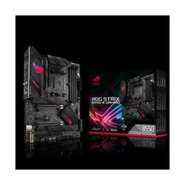 Asus Alaplap - AMD ROG STRIX B550-E GAMING AM4 (B550, 4xDDR4 5100MHz, 6xSATA3, 2x M.2, 9xUSB2.0, 6xUSB3.2)