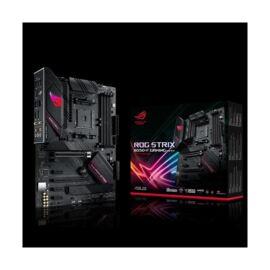 Asus Alaplap - AMD ROG STRIX B550-F GAMING (WI-FI) AM4 (B550, 4xDDR4 5100MHz, 6xSATA3, 2x M.2, 6xUSB2.0, 8xUSB3.2)