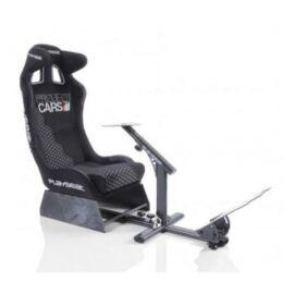 Playseat® Project Cars (Tartó konzolok: kormány, pedál, összecsukható, fekete) RPC.00124 játékülés fekete