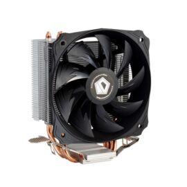 ID-Cooling CPU Cooler - SE-213V2 (16-20,2dB; max. 95,14 m3/h; 4pin csatlakozó, 3 db heatpipe, 12cm, PWM)