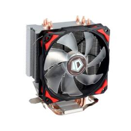 ID-Cooling CPU Cooler - SE-214 (16,2-29,2dB; max. 103,12 m3/h; 4pin csatlakozó, 4 db heatpipe, 12cm, PWM)