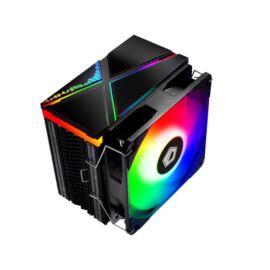 ID-Cooling CPU Cooler - SE-234-ARGB (16,2-31,5dB; max. 95,99 m3/h; 4pin csatlakozó, 4 db heatpipe, 12cm, PWM)