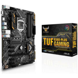Asus TUF B360-PLUS GAMING desktop alaplap ATX