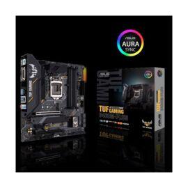 Asus TUF GAMING B460M-PLUS desktop alaplap microATX (csak LGA1200-G10 támogatás)