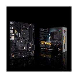 Asus Alaplap - AMD TUF GAMING B550-PLUS AM4 (B550, 4xDDR4 4800MHz, 6xSATA3, 2x M.2, 4xUSB2.0, 8xUSB3.2)