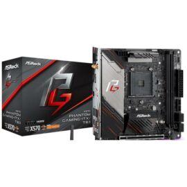 Asrock X570 PHANTOM GAMING-ITX/TB3 desktop alaplap Mini-ITX
