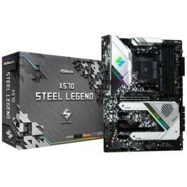 Asrock X570 STEEL LEGEND desktop alaplap ATX