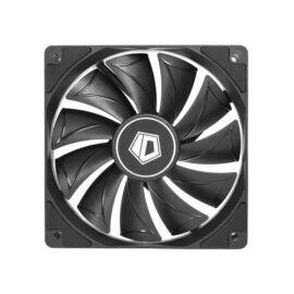 ID-Cooling Cooler 12cm - XF-12025-SD-K (18-35,2dB, max. 126,57 m3/h, 4pin, PWM)