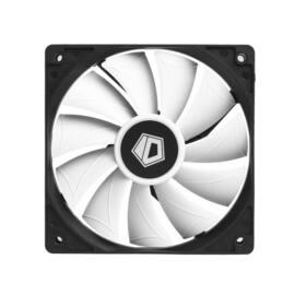 ID-Cooling Cooler 12cm - XF-12025-SD-W (18-35,2dB, max. 126,57 m3/h, 4pin, PWM)
