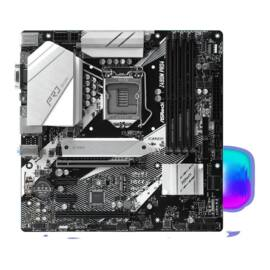 Asrock Z490M PRO4 desktop alaplap microATX
