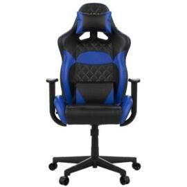 Gamdias Zelus E1-L gaming szék - Kék/fekete (ZELUS E1-L BLBK)