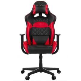 GCN Gamdias Zelus E1-L gaming szék - Piros/fekete