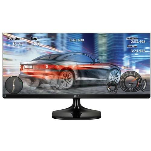 "LG 25UM58-P 25"" 21:9 FullHD IPS LED Gaming Monitor"