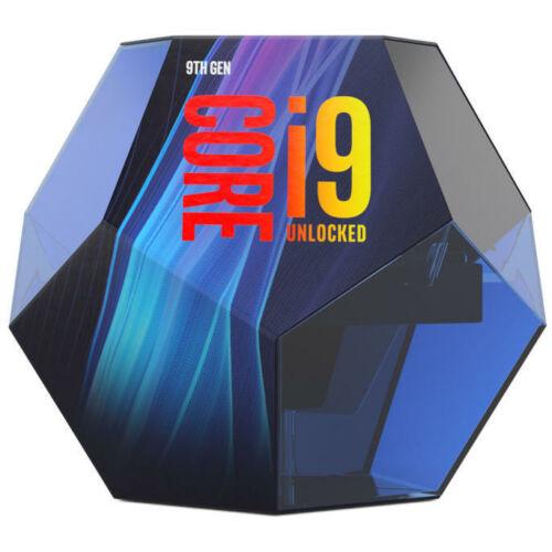 Intel Core i9-9900K Octa-Core 3.6GHz LGA1151 Processzor