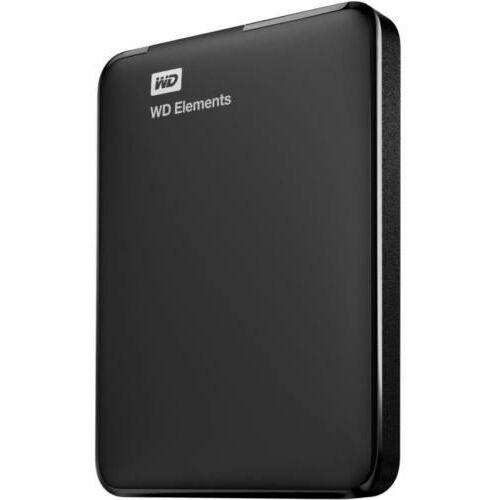 Western Digital Elements 2.5 1TB USB 3.0 Külső HDD