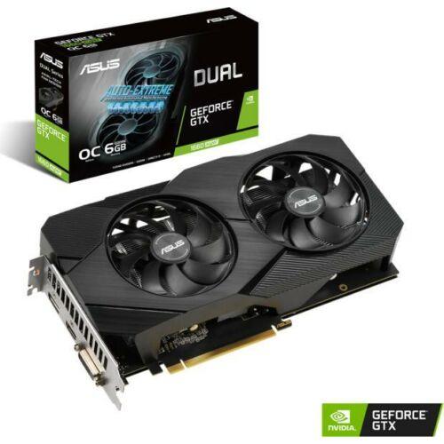 ASUS GeForce GTX 1660 SUPER OC 6GB DDR6