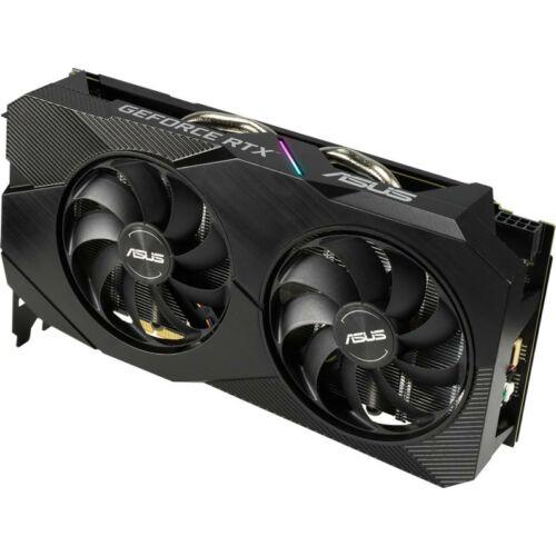 ASUS GeForce RTX 2060 DUAL OC EVO 6GB GDDR6 192bit