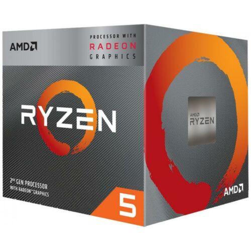 AMD Ryzen 5 3400G Quad-Core 3.7GHz AM4 Processzor