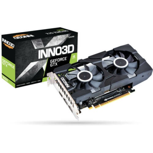 Inno3D GeForce GTX 1650 4GB GDDR6 128bit Videokártya