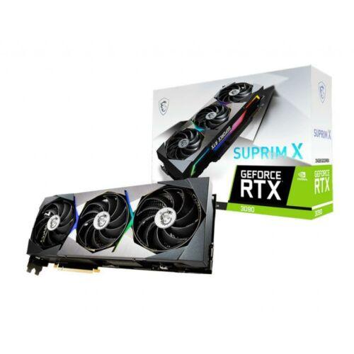 MSI GeForce RTX™ 3090 SUPRIM X 24G