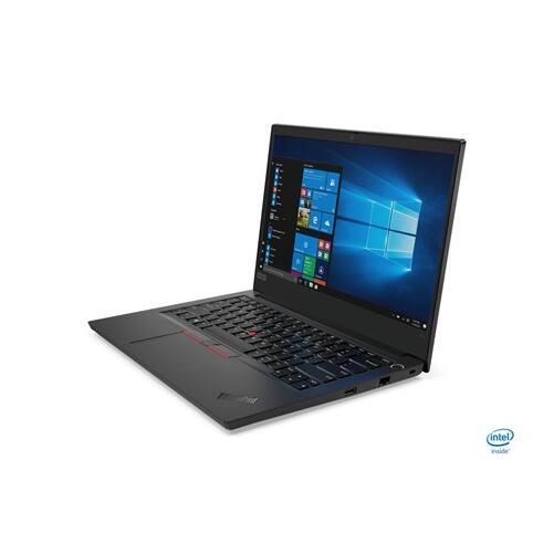 "LENOVO ThinkPad E14, 14.0"" FHD, Intel Core i5-10210U (4C, 4.2GHz), 8GB, 512GB SSD, Win10 Pro, Black."