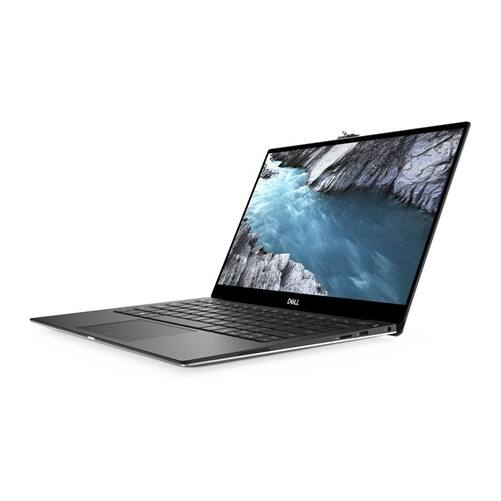 Dell XPS 13 7390 2-in-1 notebook ezüst