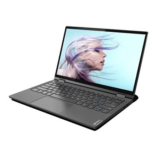 "LENOVO Yoga C640 81UE003WHV 13,3"" FHD/Intel Core i3 10110U/8GB/256GB/Int. VGA/Win10/szürke laptop"