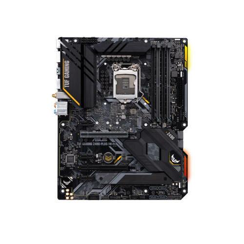 ASUS TUF GAMING Z490 PLUS WIFI ATX Mainboard 1200 DP/HDMI/M.2/USB3.2/WIFI/BT (90MB1330-M0EAY0)