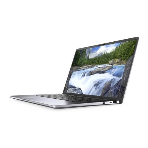 Dell Latitude 9510 notebook fekete