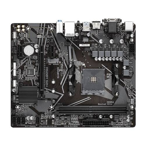 Gigabyte A520M S2H desktop alaplap microATX