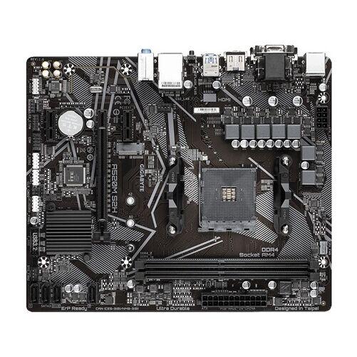 GigaByte A520M S2H AM4