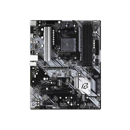 Asrock B550 PHANTOM GAMING 4 desktop alaplap ATX