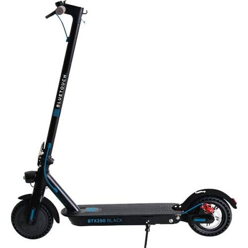 Bluetouch BTX 250 Elektromos összecsukható roller, fekete