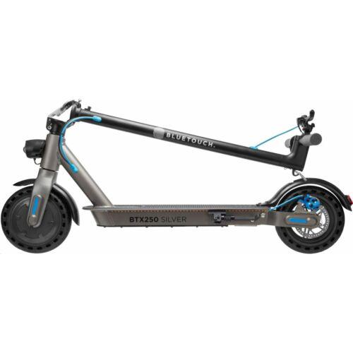 Bluetouch BTX 250 Elektromos összecsukható roller, ezüst