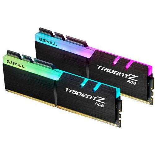 16GB/3600 DDR4 GSkill TridentZ RGB 2x8GB F4-3600C18D-16GTZR