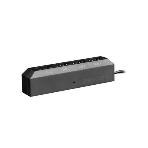 DeepCool Ventilátor tápkábel elosztó - FH-04 (4 db 4pin)