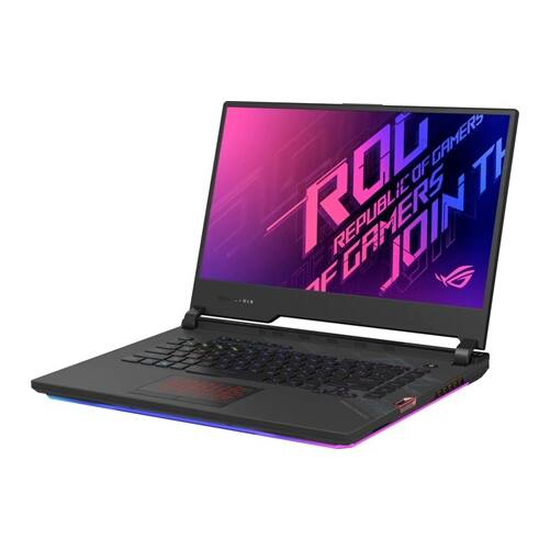 "ASUS ROG Strix G532LWS-HF074T 15,6"" FHD/Intel Core i9-10980HK/32GB/2x1TB/RTX 2070S 8GB/Win10/fekete laptop"