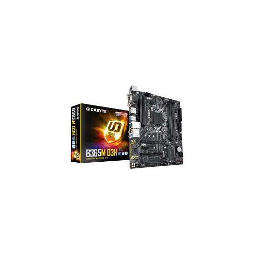 Gigabyte GA-B365M D3H Intel B365 LGA1151 mATX alaplap